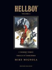 Hellboy (Intégrale Deluxe) -4- Volume 4