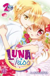 Luna Kiss -2- Tome 2