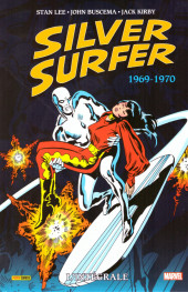 Silver Surfer (L'intégrale) -2- L'intégrale 1969-1970