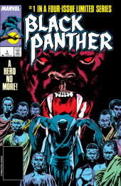 Black Panther Vol.2 (Marvel - 1988) -1- A Hero No More!