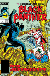 Black Panther Vol.2 (Marvel - 1988)