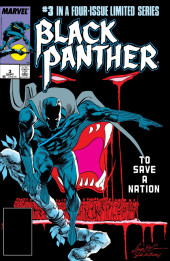 Black Panther Vol.2 (Marvel - 1988) -3- To Save a Nation