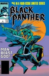 Black Panther Vol.2 (Marvel - 1988) -4- Man, Beast, God!