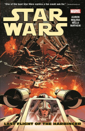 Star Wars Vol.2 (Marvel comics - 2015) -INT4- Last Flight of the Harbinger
