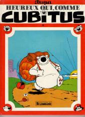 Cubitus -6a84/03- Heureux qui, comme Cubitus
