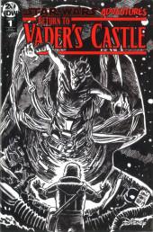Star Wars Adventures - Return to Vader's Castle -1- The Horned Devil