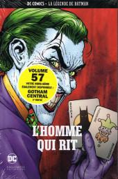 DC Comics - La légende de Batman -574- L'homme qui rit