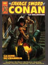 Savage Sword of Conan (The) (puis The Legend of Conan) - La Collection (Hachette) -55- La lune du chasseur