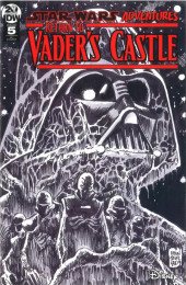 Star Wars Adventures - Return to Vader's Castle -5- Night of the Lava Zombies