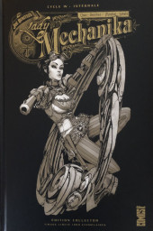 Lady Mechanika -INT4- Intégrale cycle IV - Edition collector