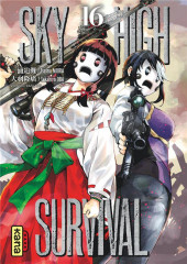 Sky-High Survival -16- Tome 16