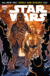 Star Wars Vol.2 (Marvel comics - 2015) -68- Rebels and Rogues, Part I