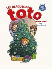 Les blagues de Toto -HS3- L'homo sapin