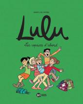 Lulu (Morel) -8- Les copains d'abord