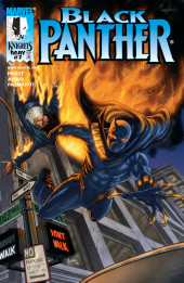 Black Panther Vol.3 (Marvel - 1998) -7- Caged