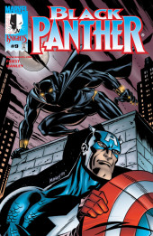 Black Panther Vol.3 (Marvel - 1998) -9- Enemy of the State