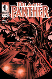 Black Panther Vol.3 (Marvel - 1998) -10- Enemy of the State, Book Two