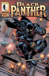Black Panther Vol.3 (Marvel - 1998) -11- Enemy of the State, Book Three