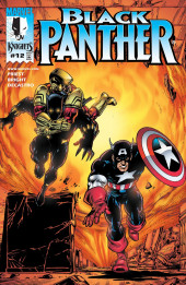 Black Panther Vol.3 (Marvel - 1998) -12- Enemy of the State, Conclusion: The Taking of Wakanda 1-2-3