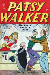 Patsy Walker (Timely - 1945) -7- (sans titre)