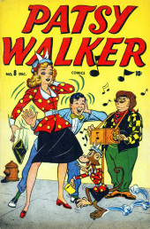 Patsy Walker (Timely/Atlas - 1945) -8- (sans titre)