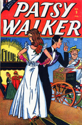 Patsy Walker (Timely/Atlas - 1945) -9- (sans titre)