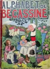 Bécassine -HS1a1929- Alphabet de Bécassine