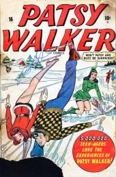 Patsy Walker (Timely - 1945) -16-