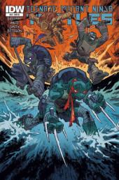 Teenage Mutant Ninja Turtles (2011) -49RI- Vengeance, part.5