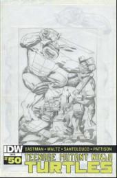 Teenage Mutant Ninja Turtles (2011) -50RE- Vengeance, part.6