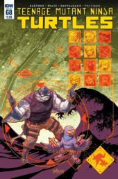 Teenage Mutant Ninja Turtles (2011) -68- Desperate measures, part. 2
