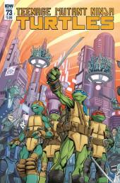 Teenage Mutant Ninja Turtles (2011) -73- Trial of Krang, part. 1