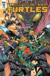 Teenage Mutant Ninja Turtles (2011) -74- Trial of Krang, part. 2