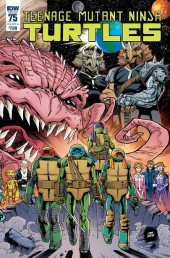 Teenage Mutant Ninja Turtles (2011) -75- Trial of Krang, part. 3