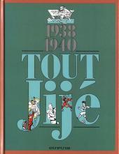 Tout Jijé -16- 1938-1940