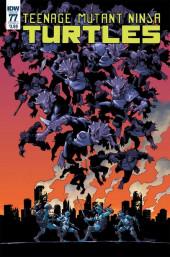 Teenage Mutant Ninja Turtles (2011) -77- Invasion of the triceratons, part. 2