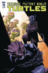 Teenage Mutant Ninja Turtles (2011) -78- Invasion of the triceratons, part. 3