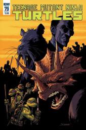 Teenage Mutant Ninja Turtles (2011) -79- Invasion of the triceratons, part. 4