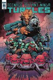 Teenage Mutant Ninja Turtles (2011) -86- Battle lines, part. 1