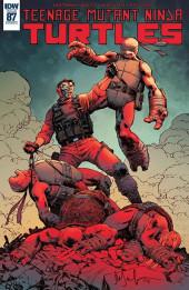 Teenage Mutant Ninja Turtles (2011) -87- Battle lines, part. 2