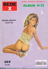 Bédé X -REC32- ALBUM N° 32