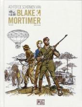 Blake en Mortimer (Diverse) -18BR- Achter de schermen van Blake & Mortimer