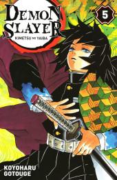 Demon Slayer - Kimetsu no yaiba -5- Tome 5