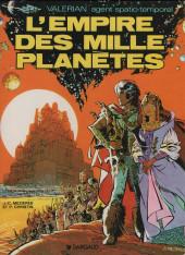 Valérian -2c1996- L'empire des mille planètes