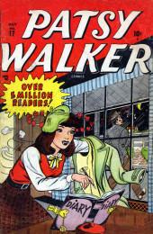 Patsy Walker (Timely - 1945) -17- (sans titre)