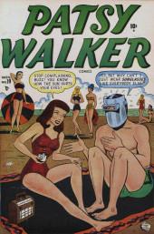 Patsy Walker (Timely - 1945) -19- (sans titre)