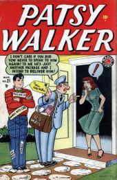 Patsy Walker (Timely - 1945) -21- (sans titre)