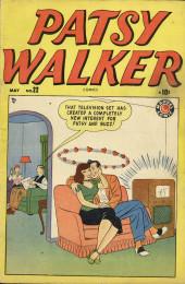 Patsy Walker (Timely - 1945) -22- (sans titre)
