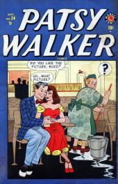 Patsy Walker (Timely - 1945) -24- (sans titre)