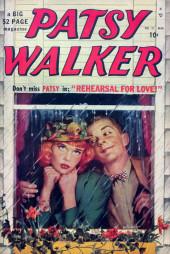 Patsy Walker (Timely/Atlas - 1945) -27- Rehearsal for Love!